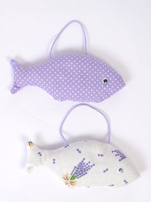 Lavender fish Kantar & Fig