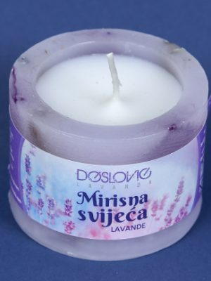 fragrant candle - round(cylinder)