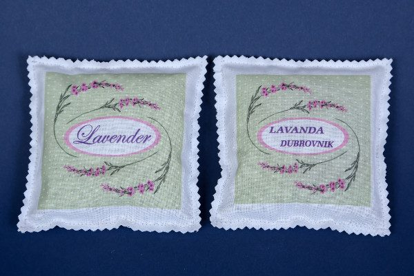 Lavender pad Polygala