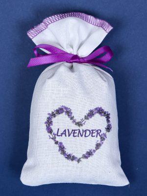 Lavender bag Lantana