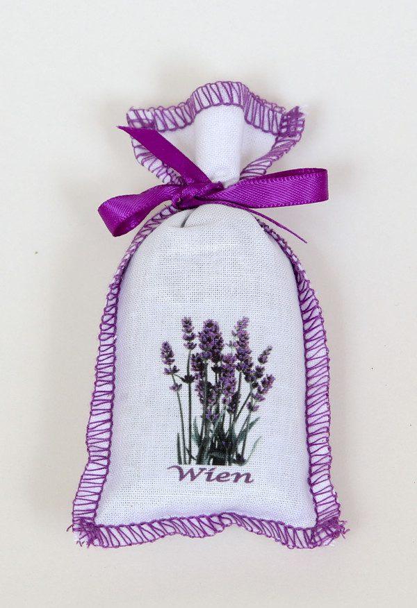 Lavender bag Mirbelia