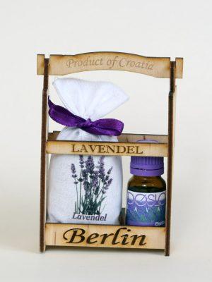 duftendes Lavendelkörbchen